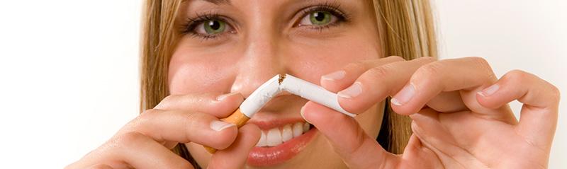 Minder roken om uiteindelijk te stoppen