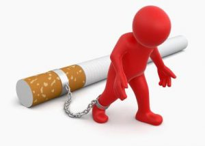 geestelijke rook verslaving
