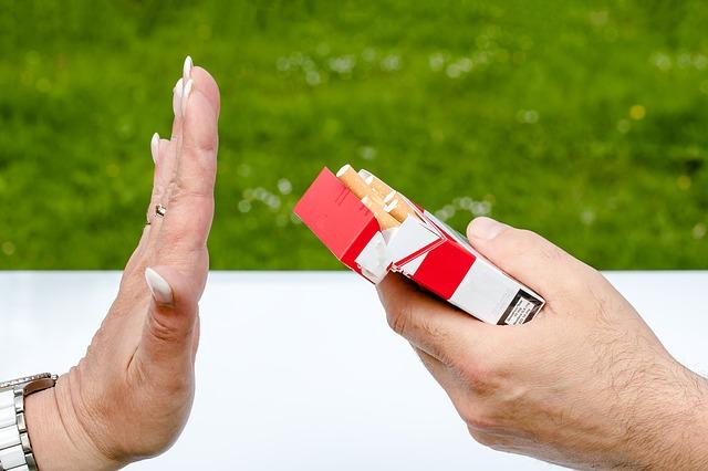 Er zijn verschillende hulpmiddelen beschikbaar bij stoppen met roken.
