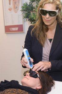 Hoe werkt lasertherapie? foto