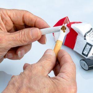stoppen met roken voorbereiden