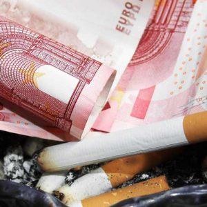 Roken kost geld. Lees hier wat je besparing is als je stopt.