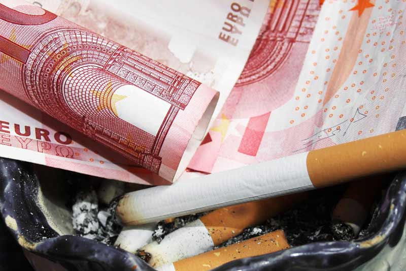 Wat Kost Roken