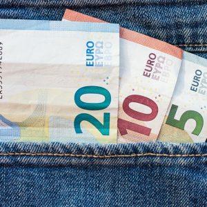 geld voor de rekening van het roken