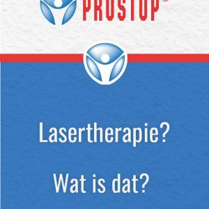Lasertherapie? Wat is dat?